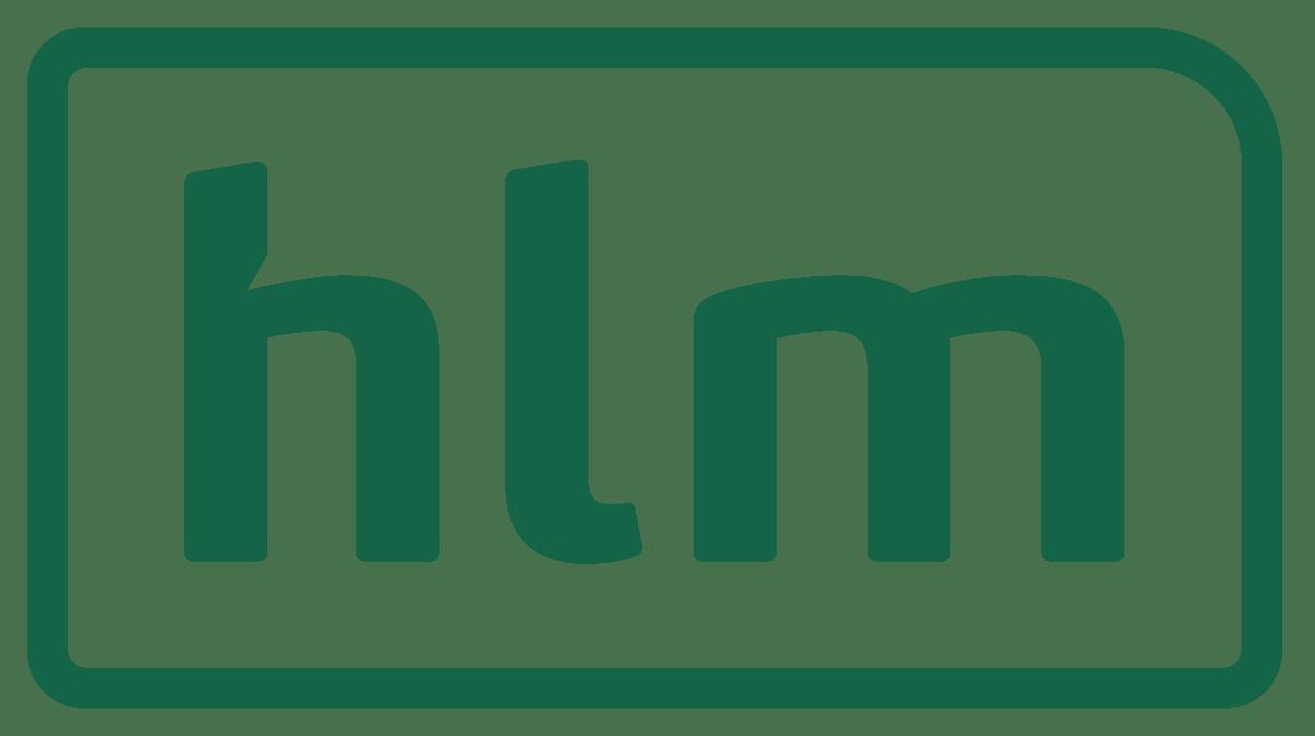 Hlm Landmåling A/S - LOGO