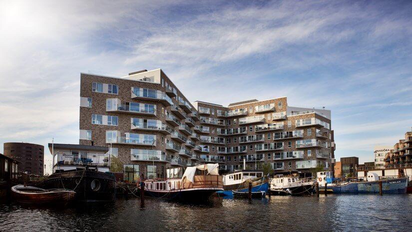 Boligbyggeriet Skibbroen København