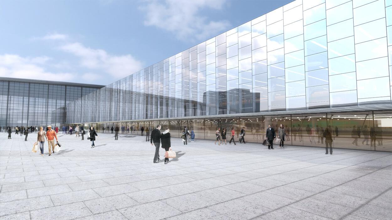 Udvidelsen af Terminal 2 CPH