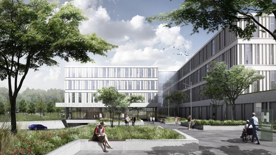 Udvidelse af Hvidovre Hospital