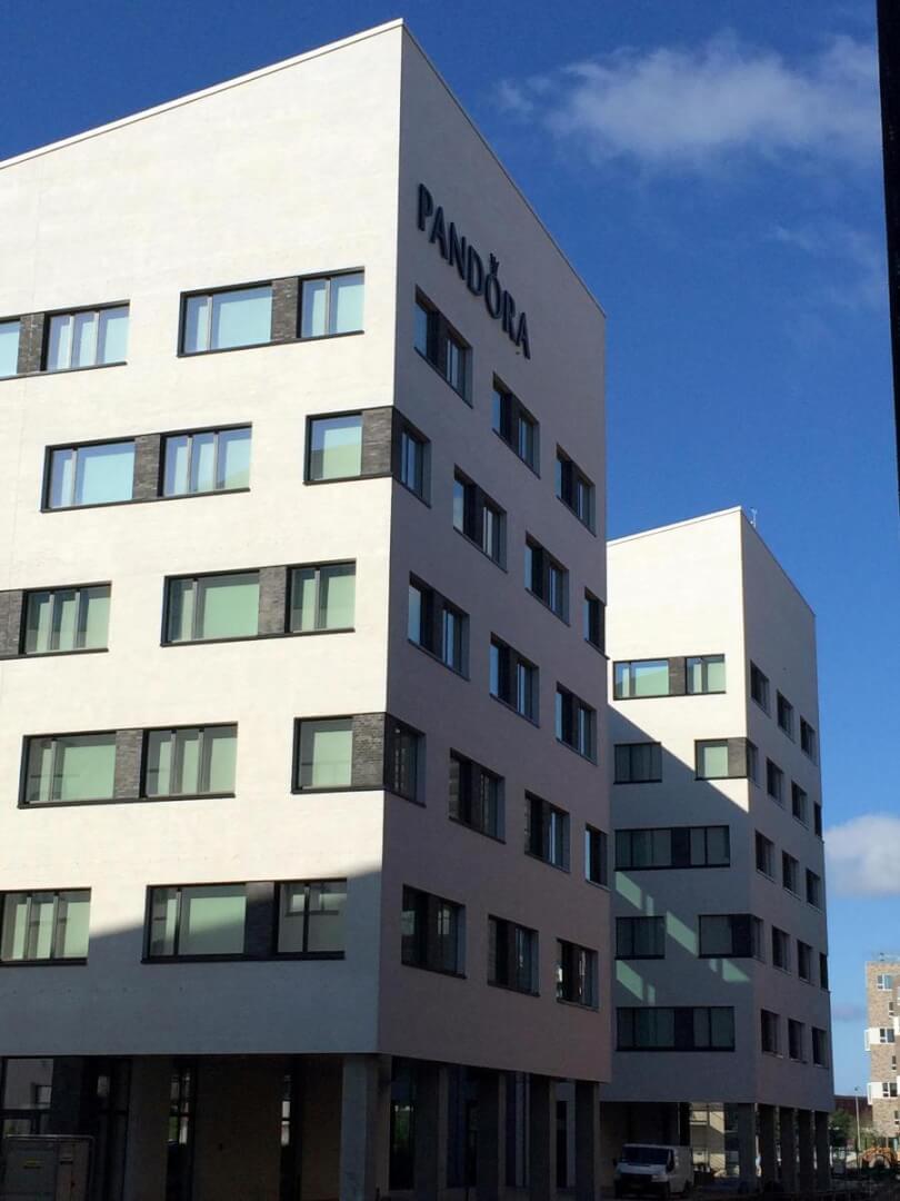 Plaza II og III, Havneholmen