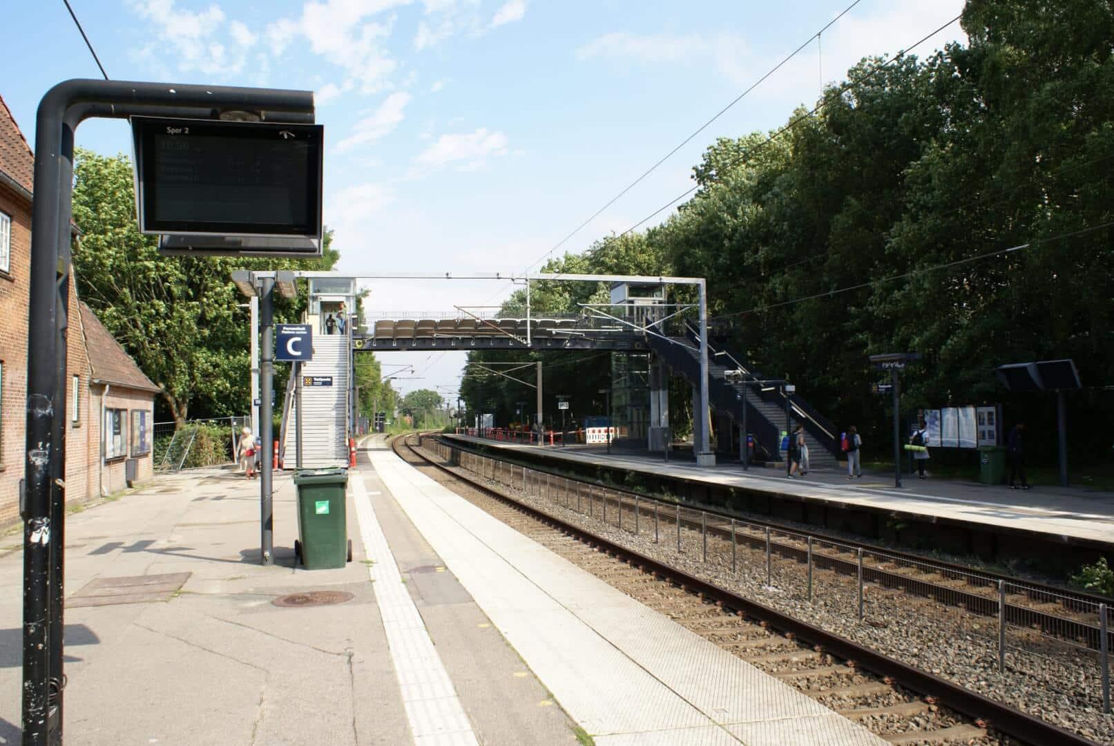 Kokkedal Station