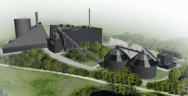 Fornyelse- Helsingør kraftvarmeværk