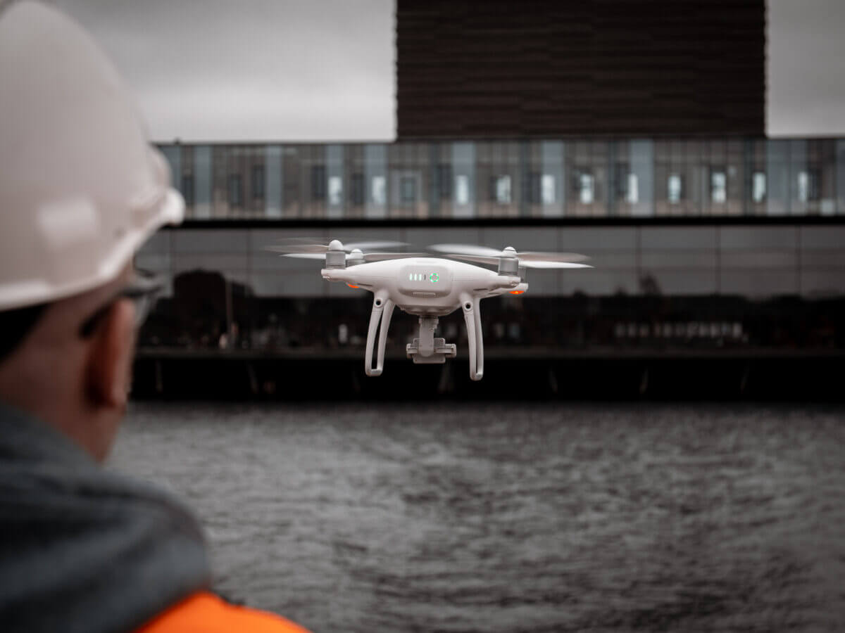 Droneopmåling